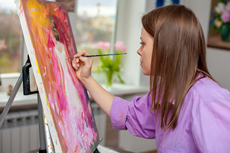 Certificate Course of Painting